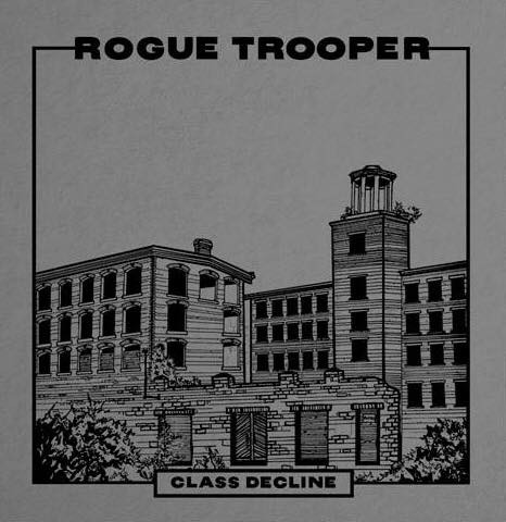 "Rogue Trooper - Class decline 12""LP (silver)"