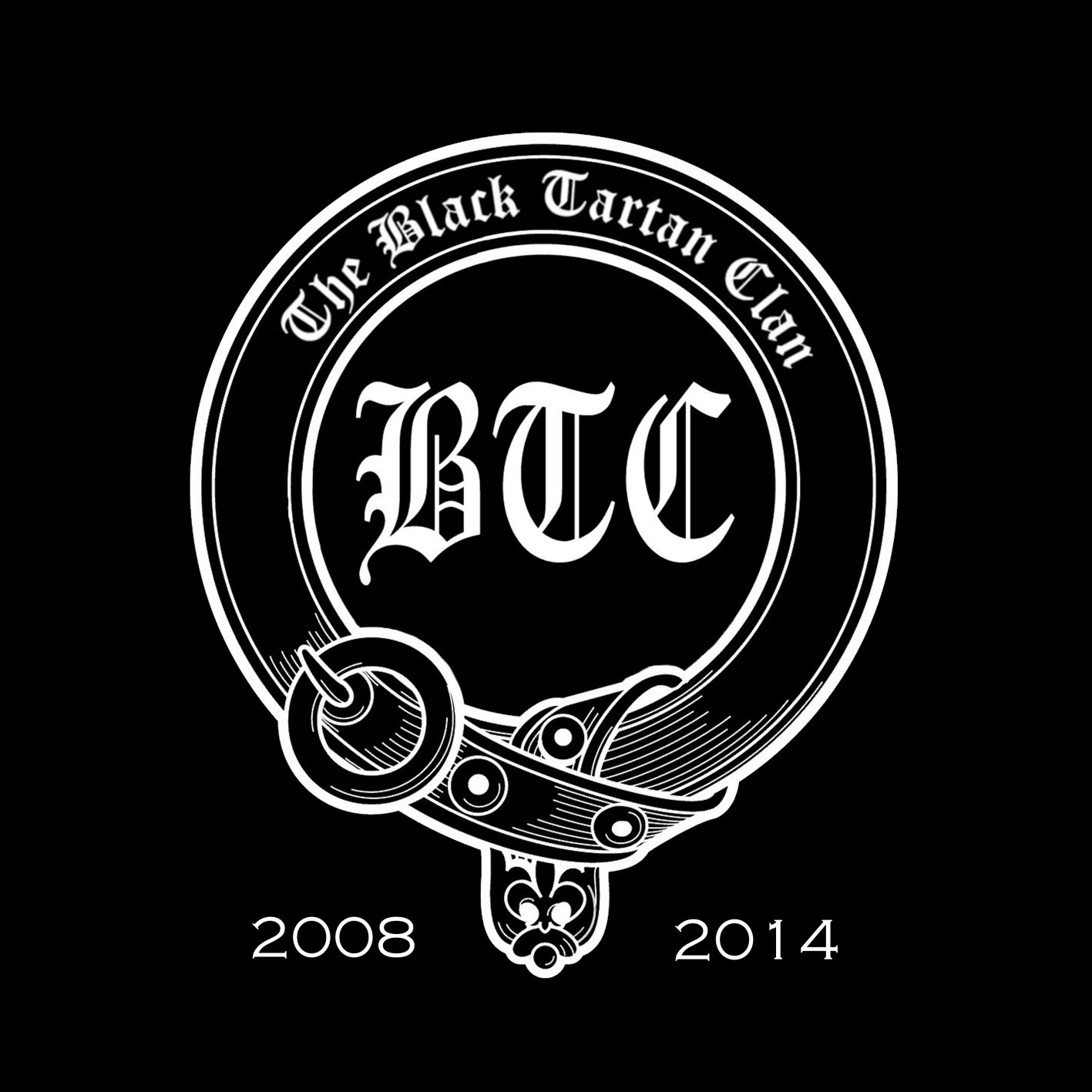 Black Tartan Clan - 2008 - 2014 CD