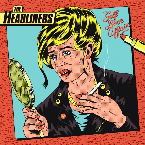 "The Headliners ‎– Self Love Affair 12""LP"