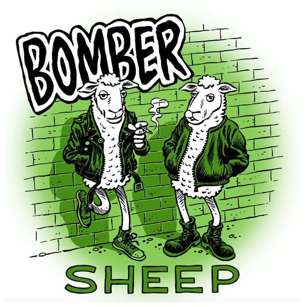 "Bomber - Sheep 7""EP"