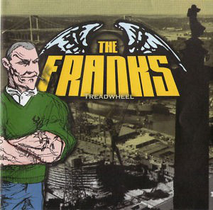 "The Franks ‎– Treadwheel 7""EP (černý)"