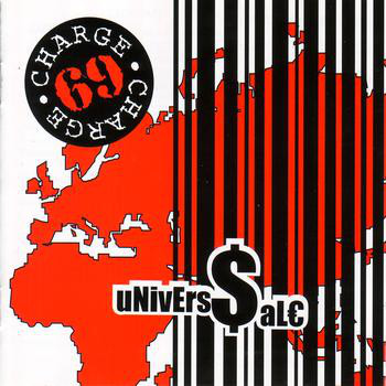 "Charge 69 ‎– Univers Sale 12""LP"
