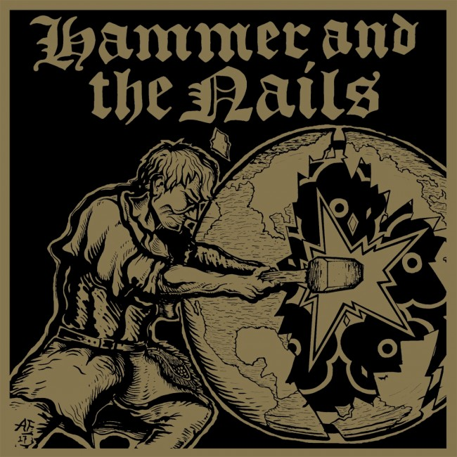 "Hammer And The Nails - s/t 12""LP (čirý)"
