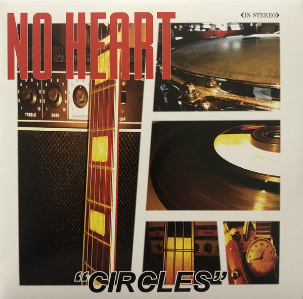"No Heart ‎? Circles 7""EP"