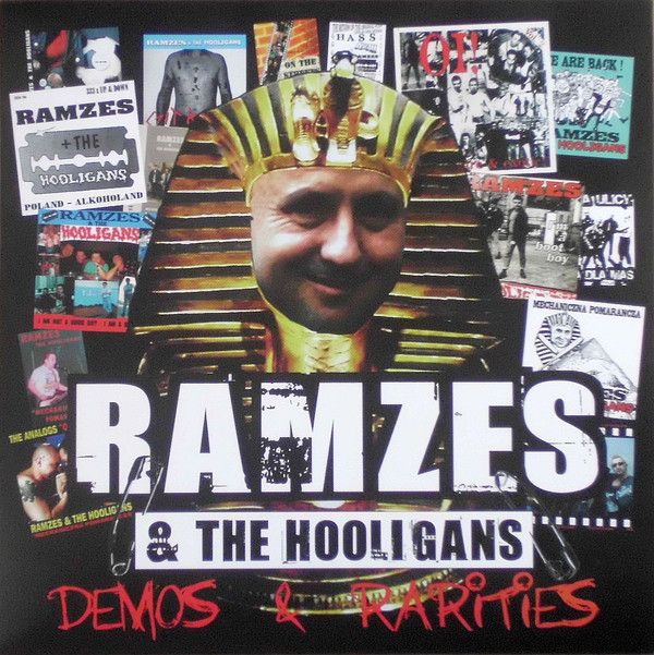 "Ramzes & The Hooligans ‎? Demos & Rarities 12""LP (?erný/bl"