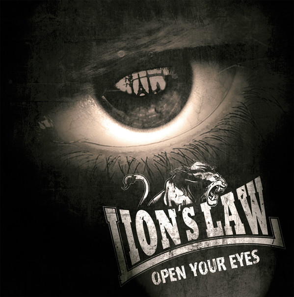 Lion's Law ‎? Open Your Eyes 10""