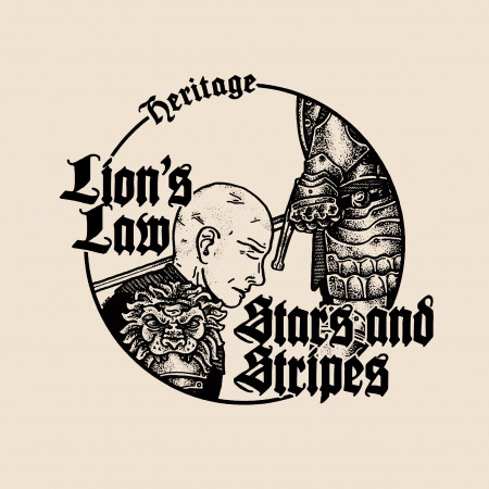 "Lion's Law/Stars And Stripes ‎? Heritage 7""EP"