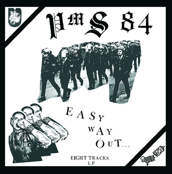 "PMS 84 ‎? Easy Way Out 12""LP"