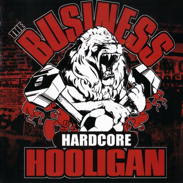 "The Business - Hardcore Hooligan 12""LP"