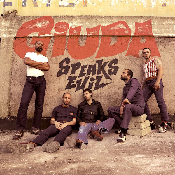 "Giuda - Speaks Evil 12""LP"