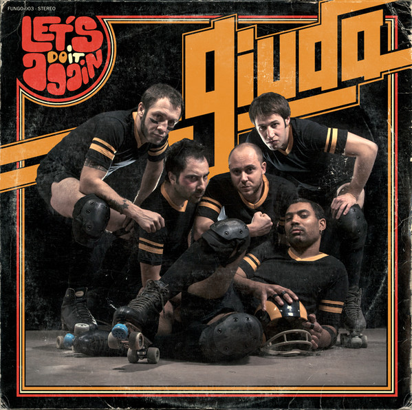 "Giuda - Let's Do It Again 12""LP"