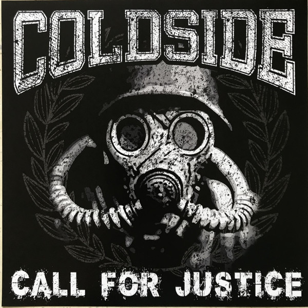"Coldside - Call For Justice 7""EP (gold)"