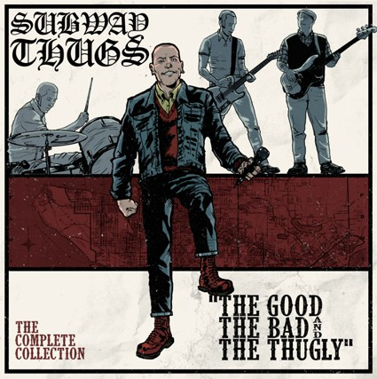 Subway Thugs - The Good, The Bad And The Thugly double LP (oxb.)