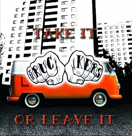 Ruckers - Take It Or Leave It EP