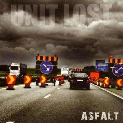 Unit Lost - Asfalt CD