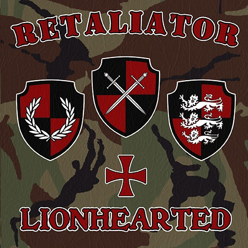 Retaliator - Lionhearted LP (Black)