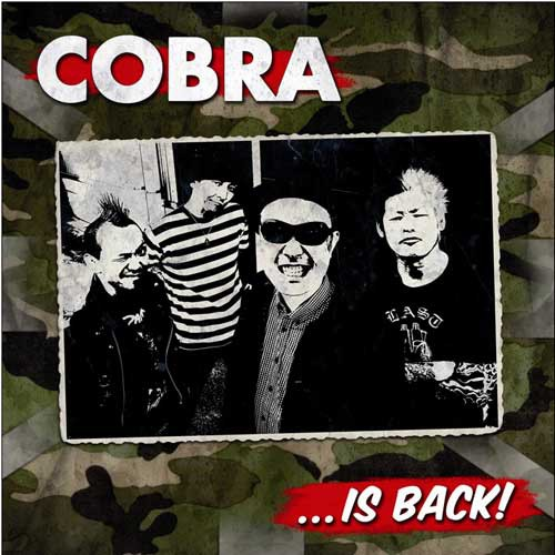 Cobra - ...Is Back! CD+DVD