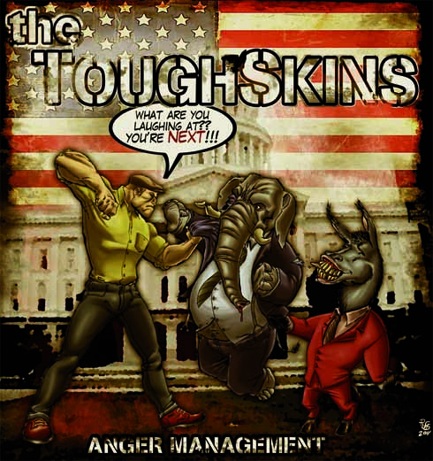 Toughskins The - Anger Management 7""