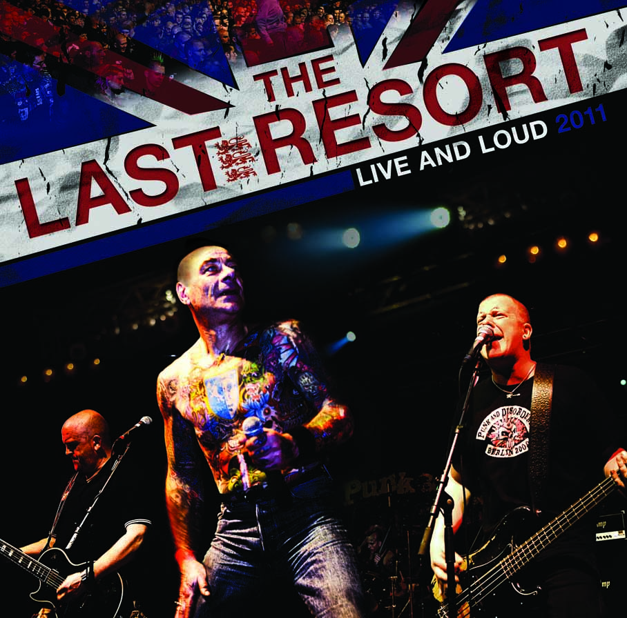 Last Resort - Live in 2011 Double LP