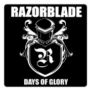 Razorblade - Days Of Glory LP+CD (černý)