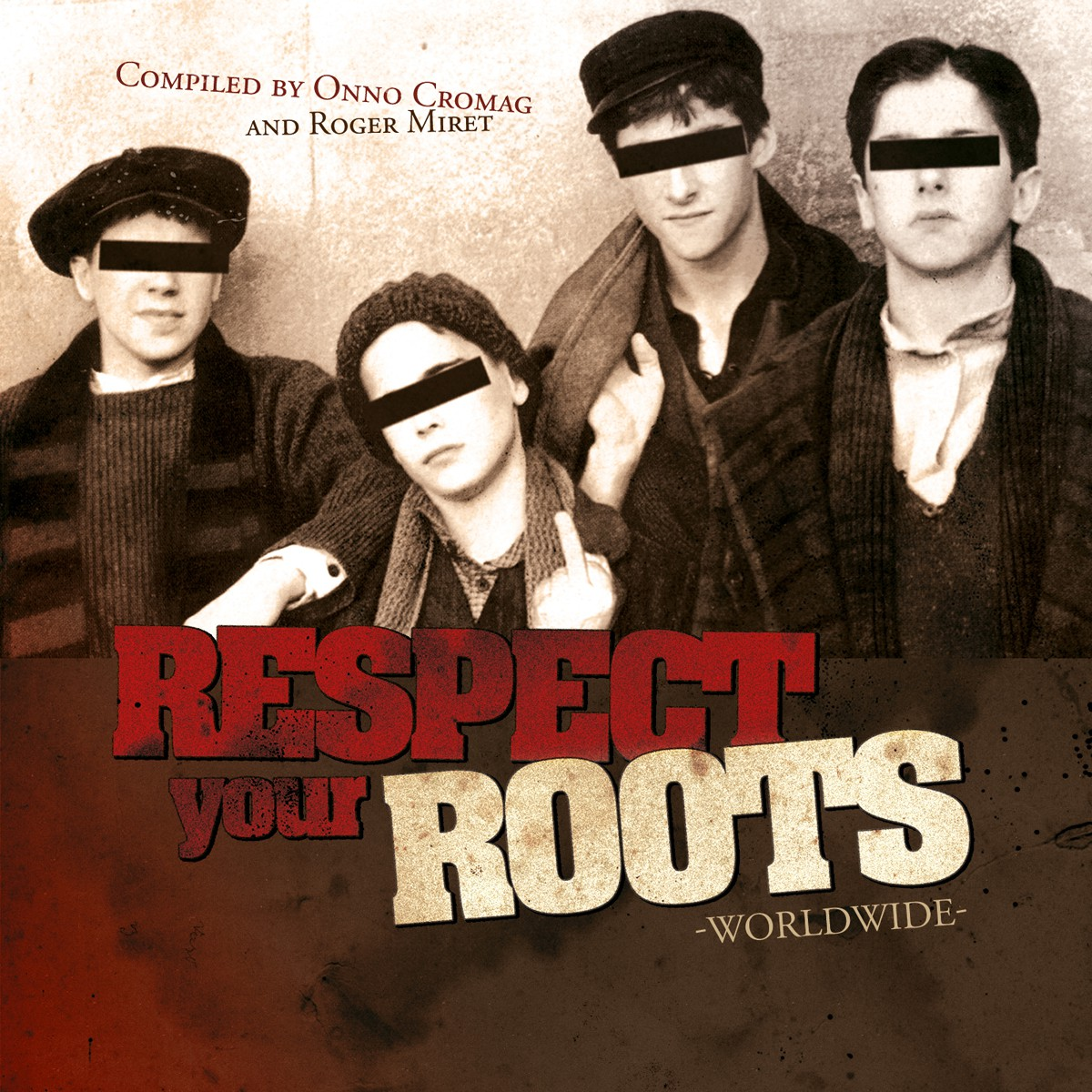 V/A - Respect Your Roots, Worldwide CD
