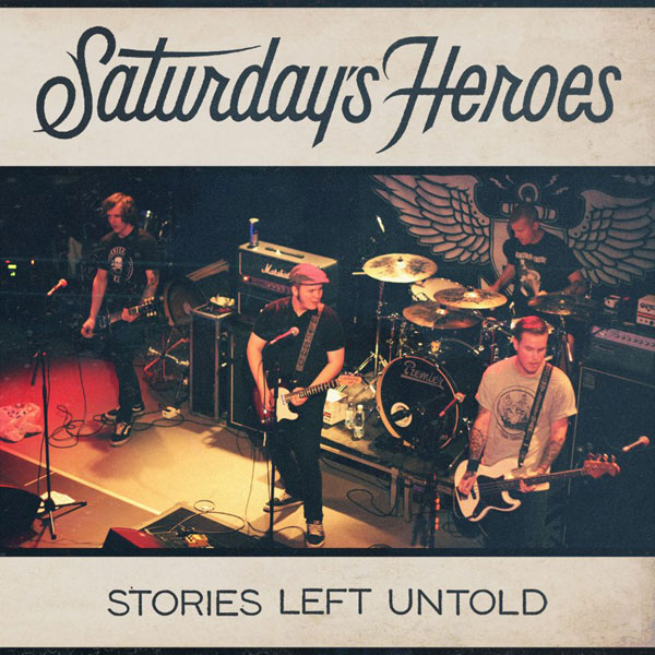 Saturdays Heroes - Stories Left Untold MLP (zelený/green)