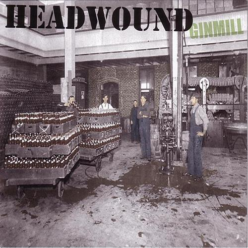 Headwound ‎– Ginmill LP (čirý zelený/clear green)