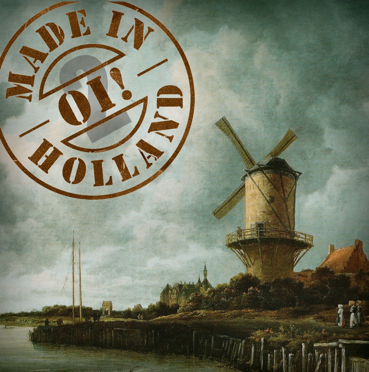 V/A - Oi! Made In Holland pt II CD