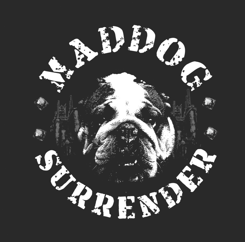 Maddog Surrender - S/T CD Digipack