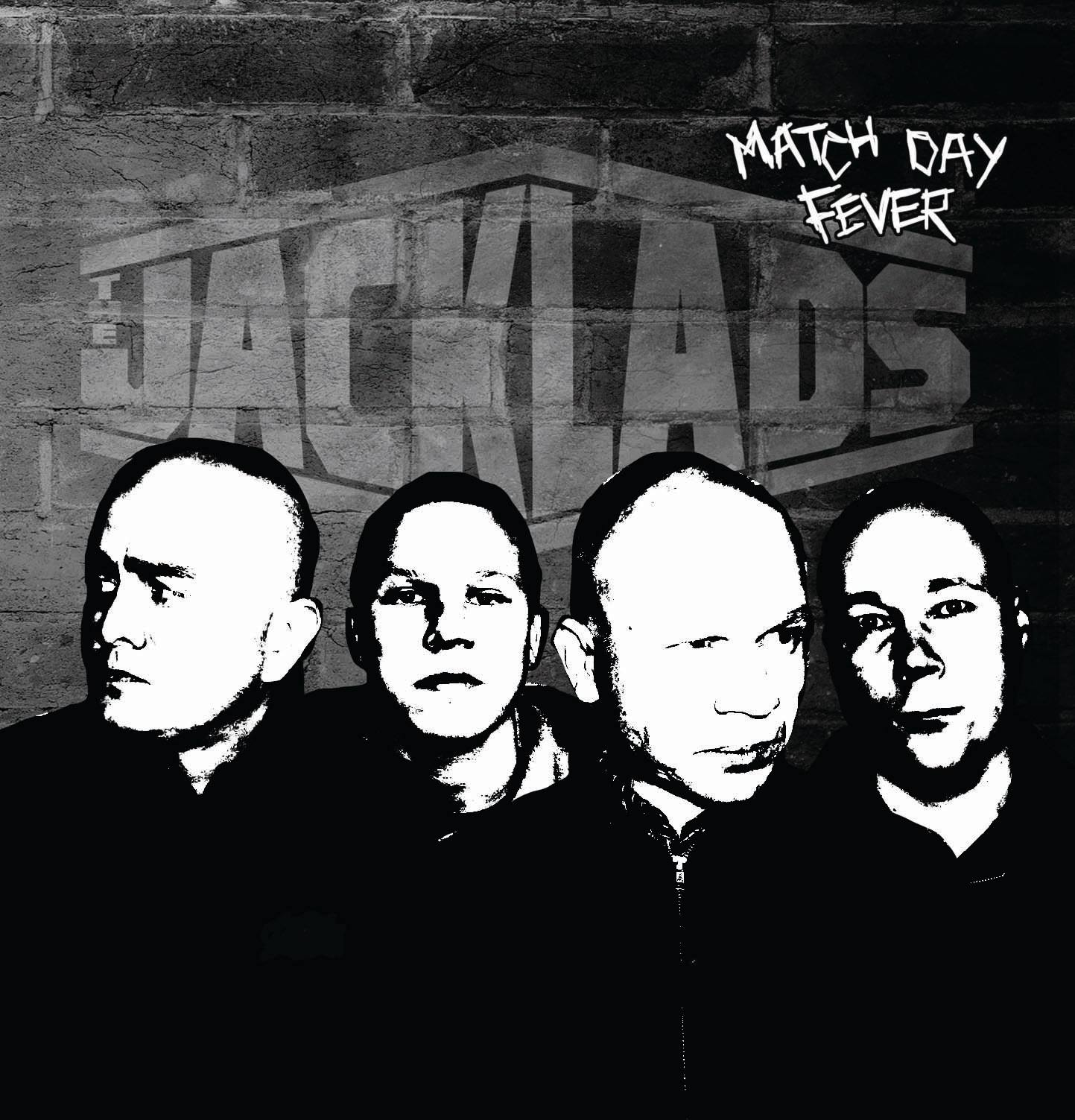Jacklads The ‎– Match Day Fever CD