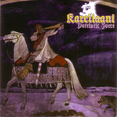 Kareliaani - Patriotic Force CD