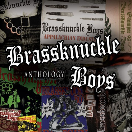 Brassknuckle Boys - Anthology Double CD (digipack - lim. 300)