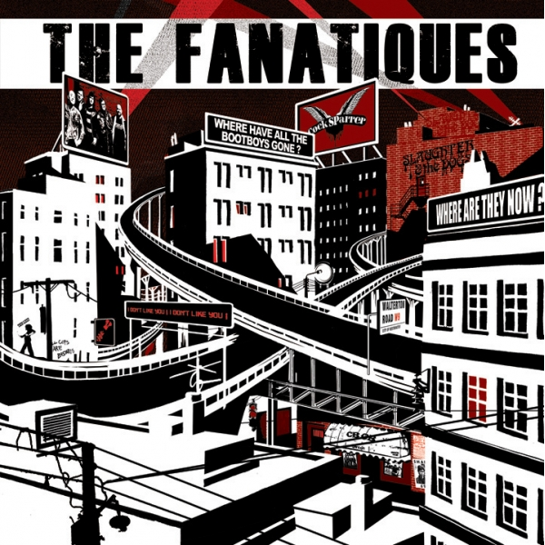Fanatiques The EP