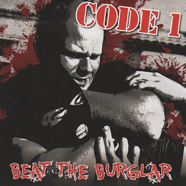 Code 1 ‎– Beat The Burglar EP (červený/red)