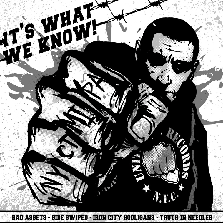 V/A - It's What We Know Split EP