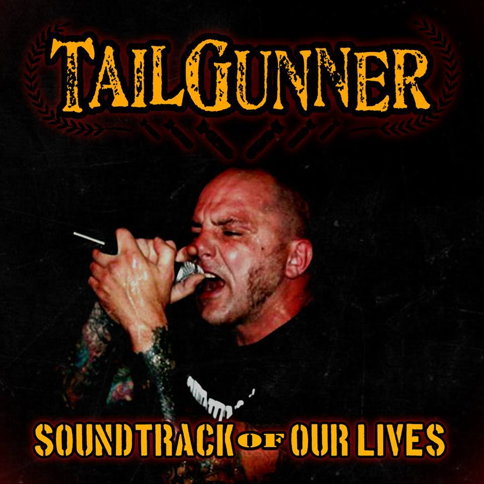 "TailGunner - Soundtrack of our Lives 10"" (?erný/black)"