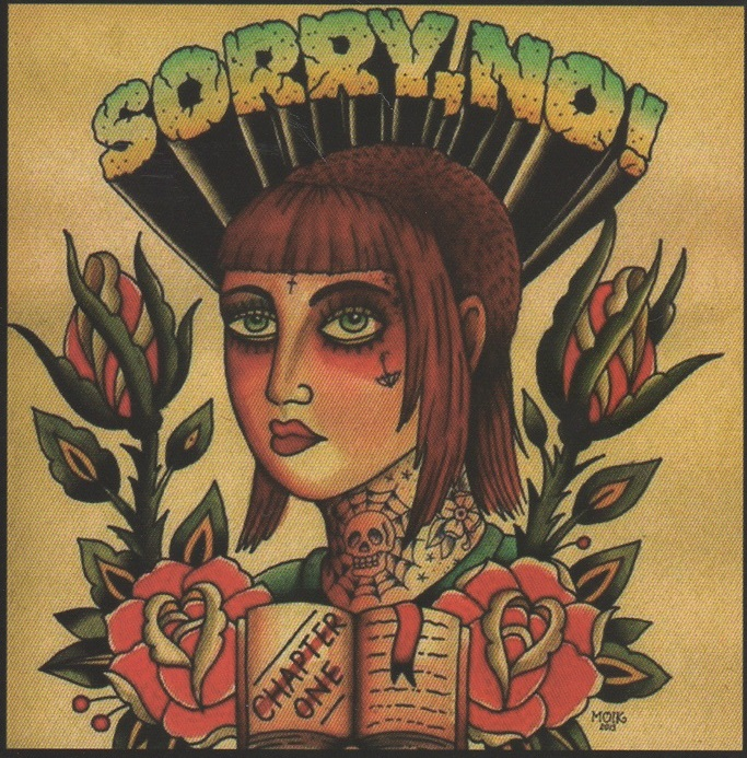 Sorry,No!-Chapter One CD