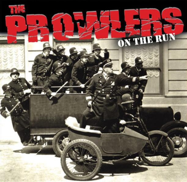 "Prowlers The - On The Run 10"" LP"