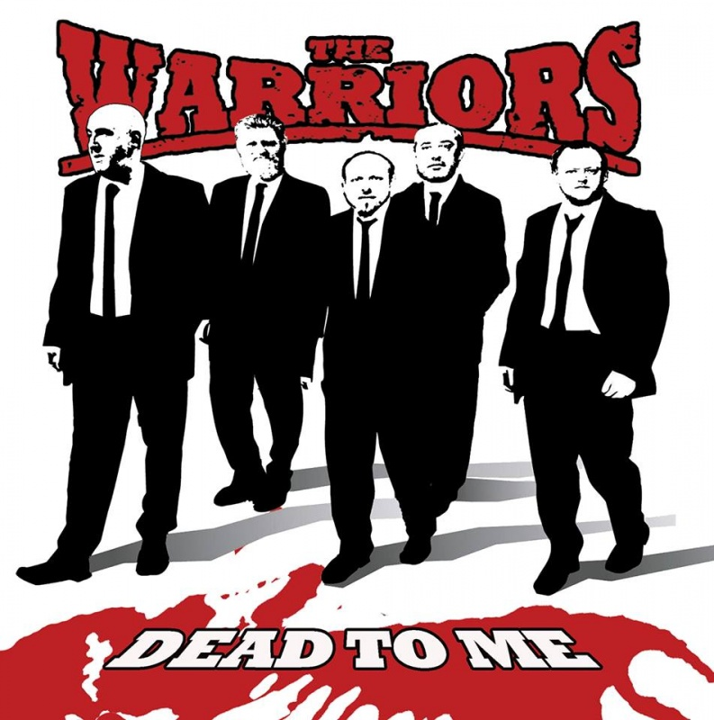 "Warriors The - Dead To Me 7"" (Yellow)"