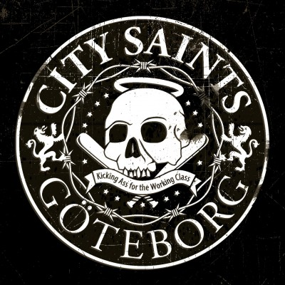 City Saints - Kicking ass for the working class CD+DVD