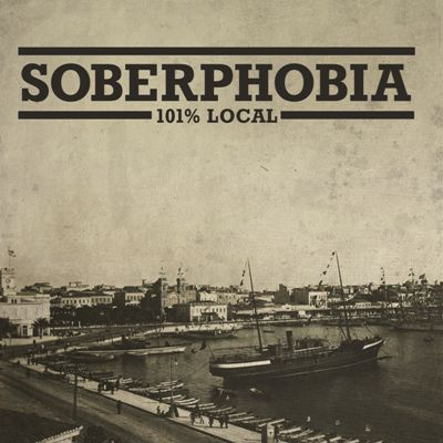 Soberphobia – 101% Local CD
