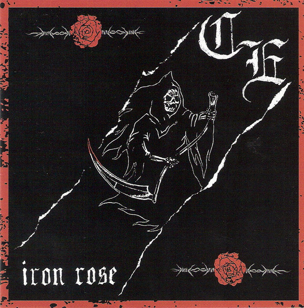 Concrete Elite ‎– Iron Rose CD