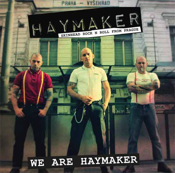 Haymaker – We Are Haymaker CD