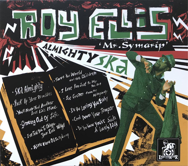 Roy Ellis, Mr. Symarip And Transilvanians ‎– Almighty Ska