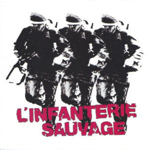L'Infanterie Sauvage - Demo 1982, Demo 1983 CD (NM/NM)