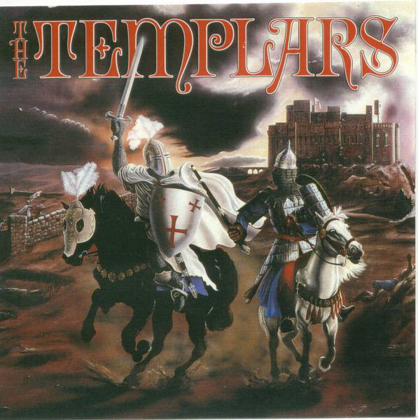 "The Templars - Dans Les Catacombs...12""LP (M/NM)"