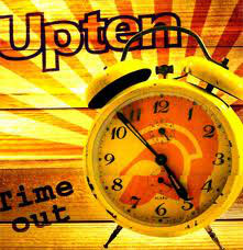 "Upten ‎– Time Out 12""LP (Black)"