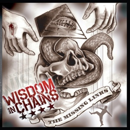 Wisdom In Chains ‎– The Missing Links CD