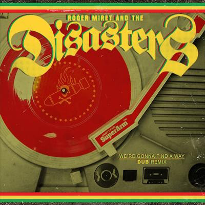 "Roger Miret And The Disasters – We're Gonna Find A Way 7"" (Red)"