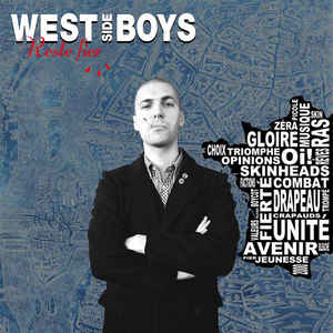 West Side Boys - Reste Fier LP (Black)